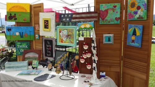Sedalia Country Fair - Art