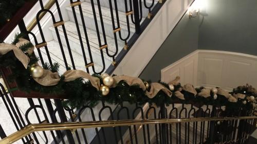 Hancock Stairwell