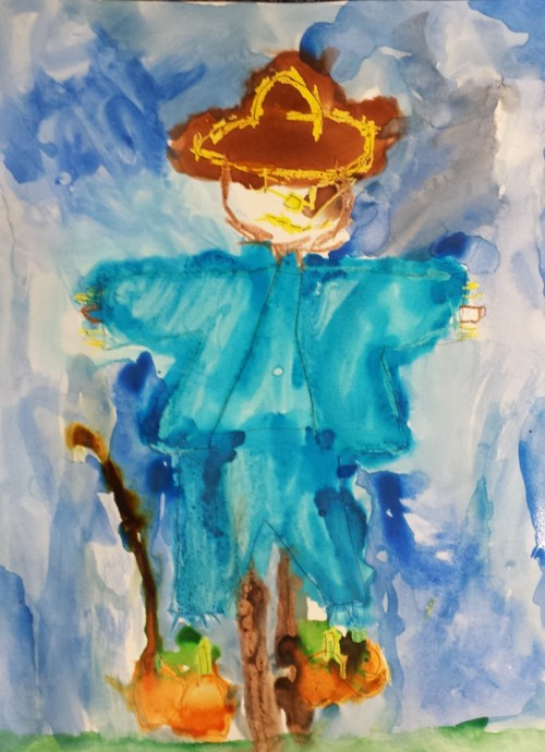 scarecrow 12