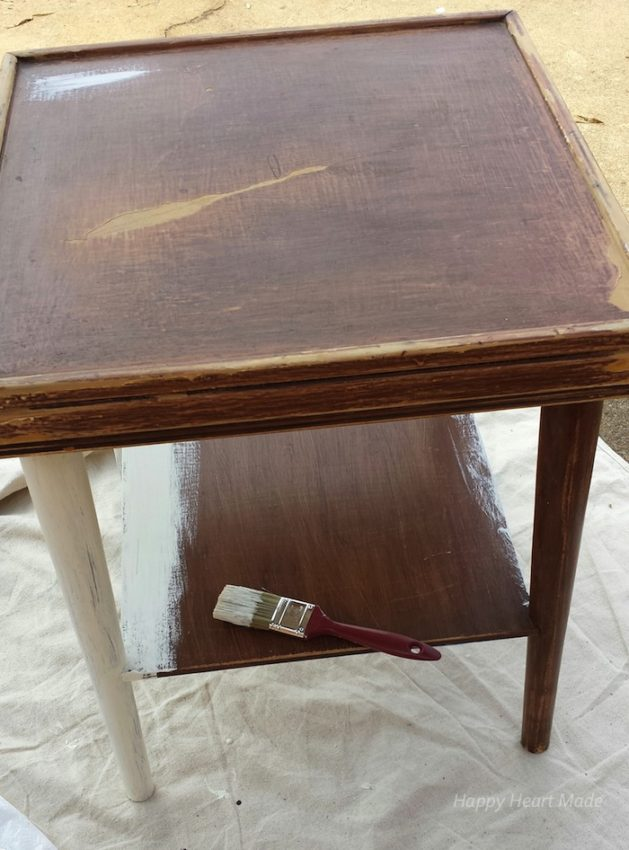 Table painting