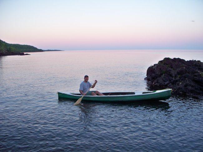 kev canoe