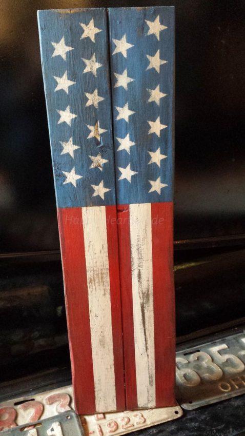 Flag Plates