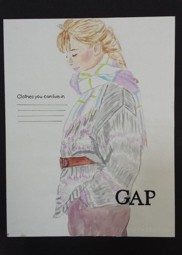 Gap add