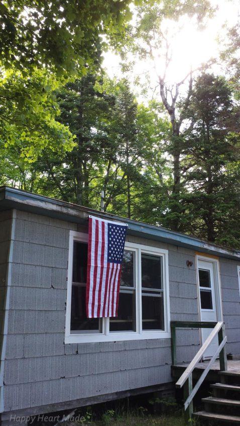 Cottage-Flag