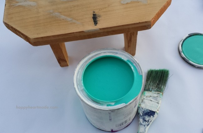 Stool:paint