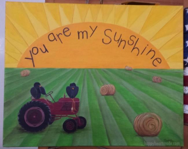 Tractor YAMS