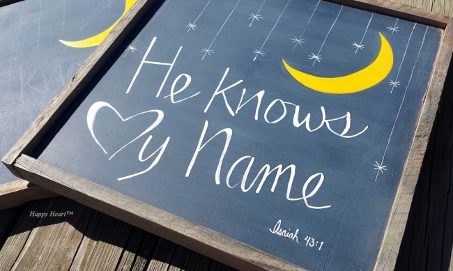 Image result for he know my name