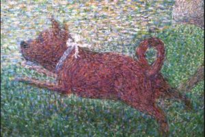 """Art For Little Eyes"" - May Workshop (George Seurat)"