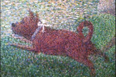 """Art For Little Eyes"" – May Workshop (George Seurat)"