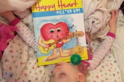 Praise for Happy Heart: Fill'er Up!